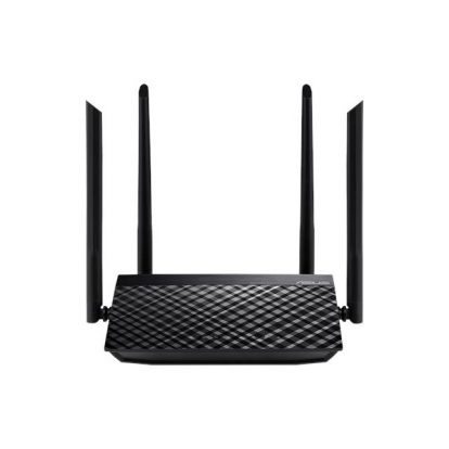 Asus RT-AC1200_V2 Dual-band Wi-Fi Router with four antennas and Parental Control