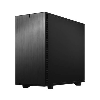 Fractal Design Define 7 Black/White TG Clear Tint /Brushed Aluminum/Steel E-ATX Silent Modular Tempered Glass Window Mid Tower Computer Case