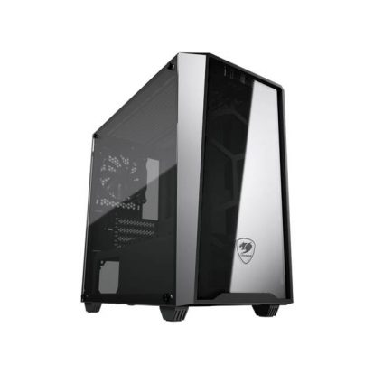 Cougar MG120-G E Mini Tower Case with Tempered Glass Side Window