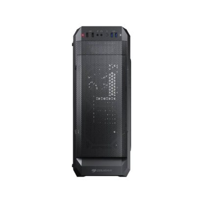 Cougar MX331 Mesh Mid-Tower with transparent left panel