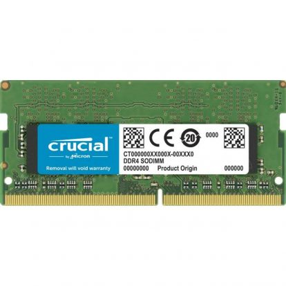 Crucial DDR4-3200 SODIMM 32GB CL22 Notebook Memory