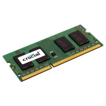 Crucial DDR3-1600 SODIMM 4GB CL11 Notebook Memory