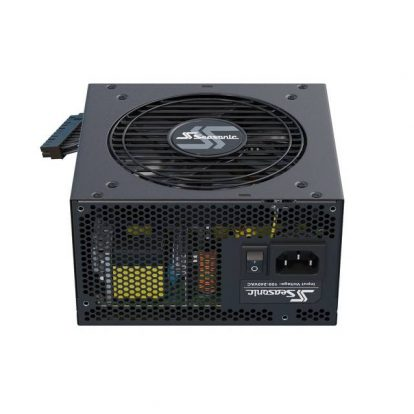 Seasonic SSR-850FM, 850W 80+ Gold, Semi-Modular, Fits All ATX Systems, Fan Control in Silent and Cooling Mode, 7 Year Warranty, Perfect Power Supply for Gaming and Various Application