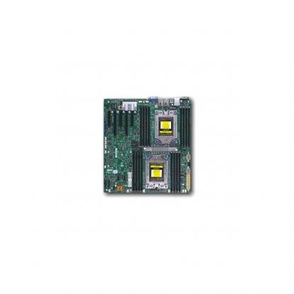 Supermicro MBD-H11DSI-B Socket SP3/ System on Chip/ DDR4/ SATA3&USB3.0/ A&2GbE/ EATX Motherboard
