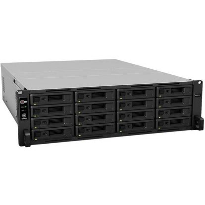 Synology RackStation RS4021XS+ 16-bay Rackmount NAS for SMB