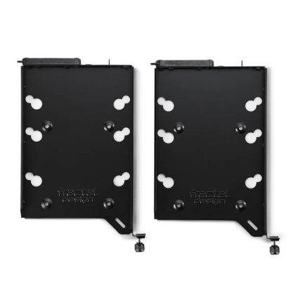 Fractal Design HDD Drive Tray Kit - Type A (Black, 2-PACK)